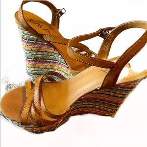 Boho Mia Wedge
